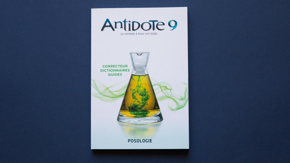 Antidote 9 - la solution pour tous les dys